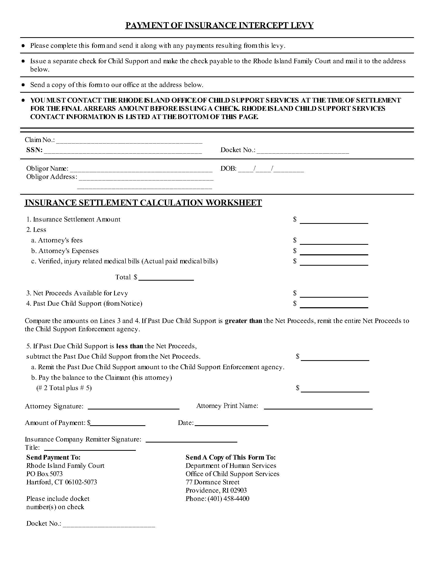 Printables Nc Child Support Worksheet A north carolina child support worksheet plustheapp agreement sample